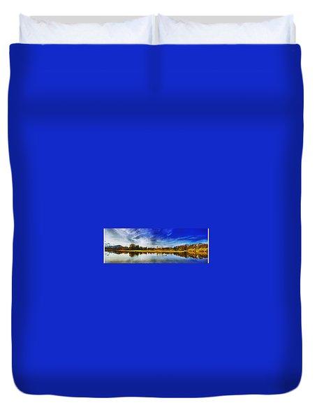 I.o.m Sulby River Duvet Cover