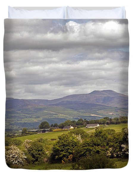 Ireland Country Side Duvet Cover