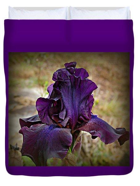 Iris Beauty Duvet Cover