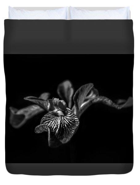 Iris Duvet Cover by Bulik Elena