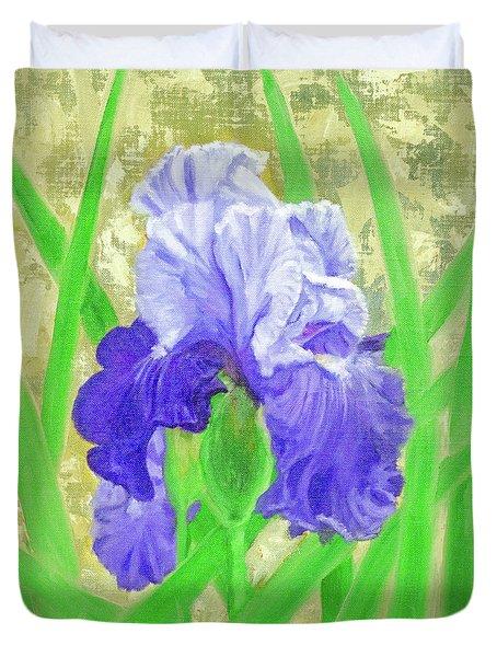 Iris Valor Duvet Cover