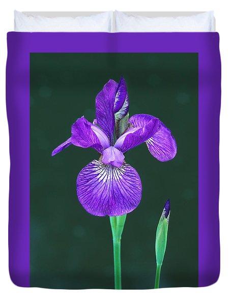 Iris Xxvi Duvet Cover