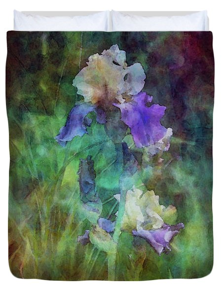 Irises 6618 Idp_3 Duvet Cover