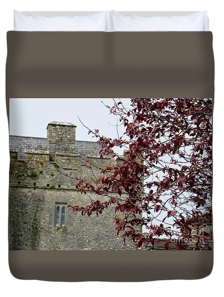 Irish Beauty Duvet Cover