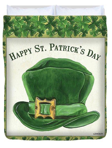Irish Cap Duvet Cover