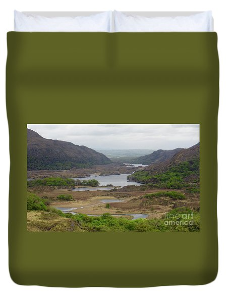 Irish Countryside 2 Duvet Cover