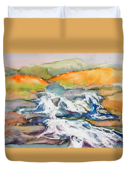 Irish Moor Duvet Cover
