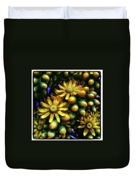 Duvet Cover featuring the photograph Irish Rose. Also Known As Pinwheel by Mr Photojimsf