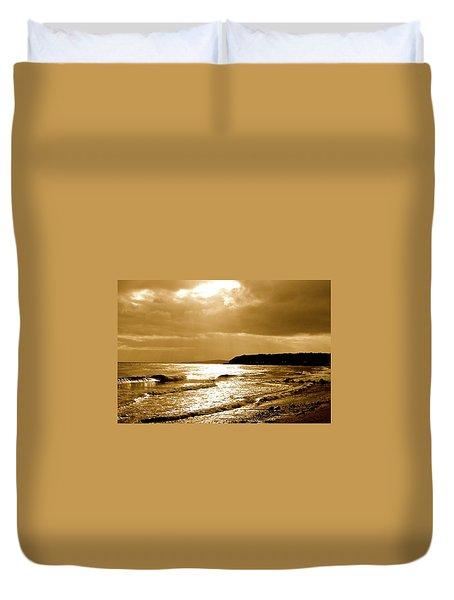Irish Sea Duvet Cover