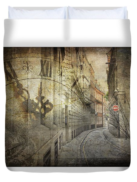 Ironmonger Lane Duvet Cover
