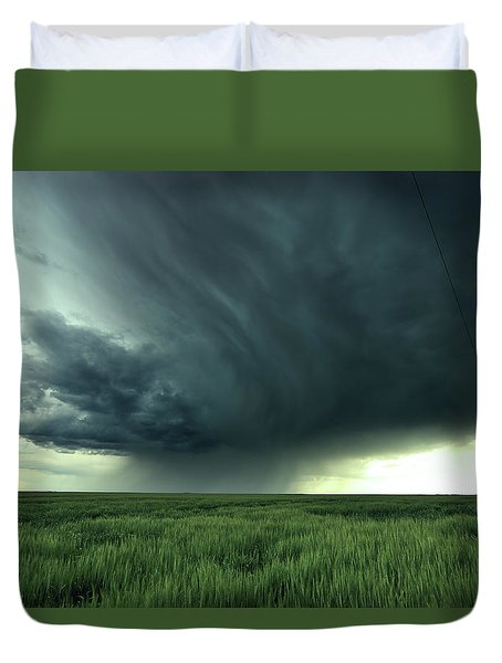 Irrigation Duvet Cover