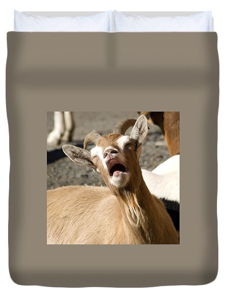 Is It Monday Already Duvet Cover