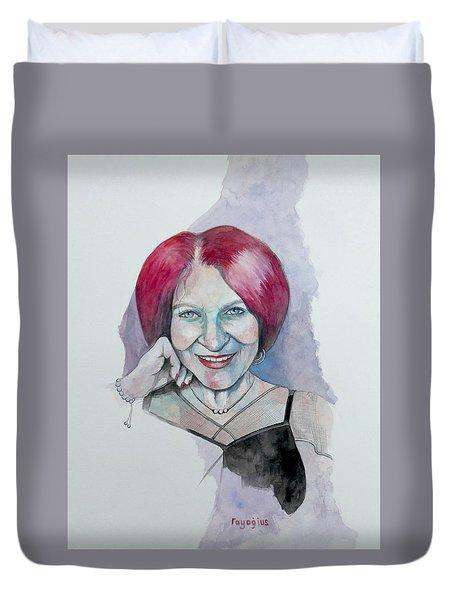 Isabella Duvet Cover