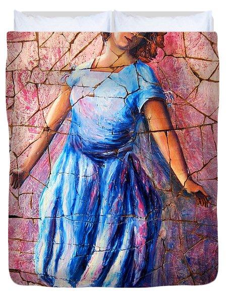 Isadora Duncan - 2 Duvet Cover