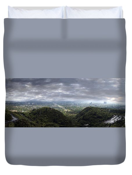 Islamabad The Beautifull Duvet Cover