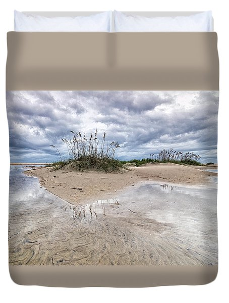 Private Island Duvet Cover