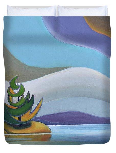 Island Duvet Cover