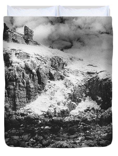 Isle Of Skye Duvet Cover by Simon Marsden