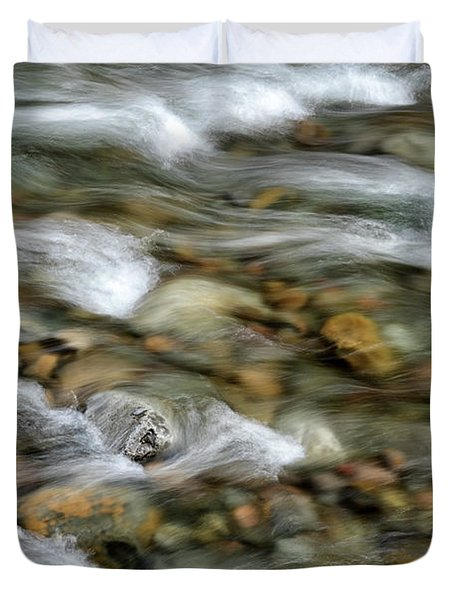 Iao Stream Duvet Cover