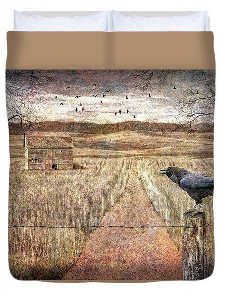 Isolation Duvet Cover