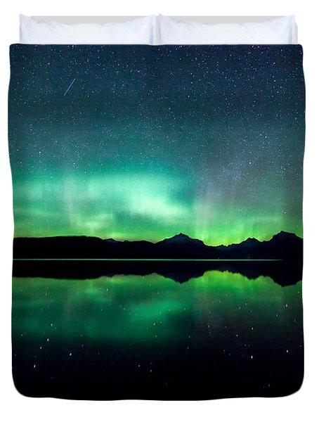 Iss Aurora Duvet Cover