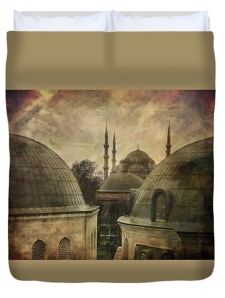 Istambul Mood Duvet Cover