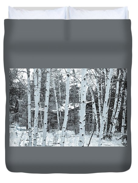 It Elicits A Feeling Of Nostalgia.  Duvet Cover