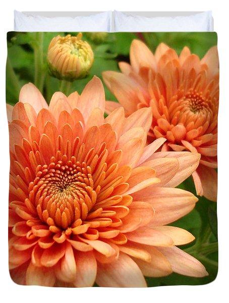 It Is Spring Duvet Cover by Kathy Bucari