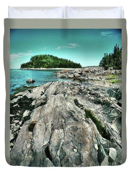 It Rocks  Duvet Cover by Aimelle