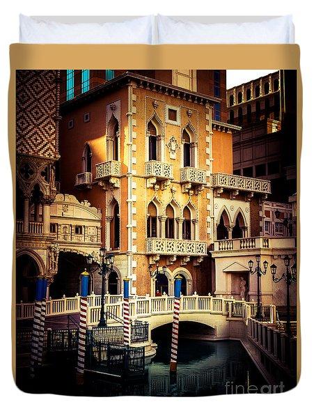 Italian Classic Hotel Duvet Cover