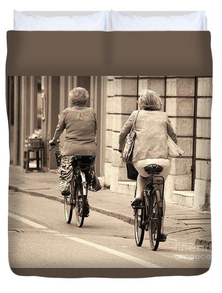 Italian Lifestyle Duvet Cover