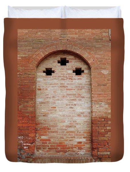 Italy - Door Fourteen Duvet Cover