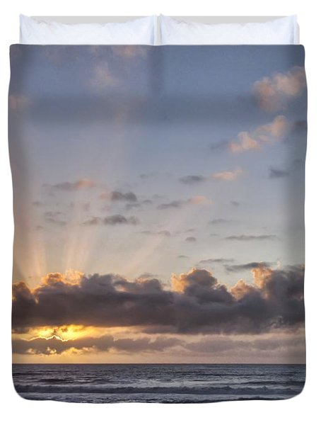 It's A Sunset - So What Duvet Cover