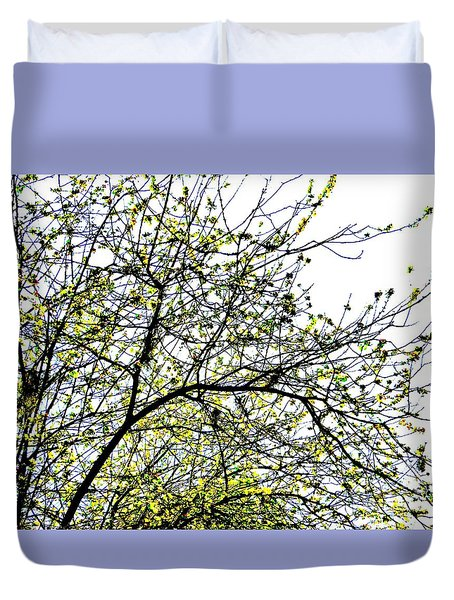 Its In The Air Duvet Cover