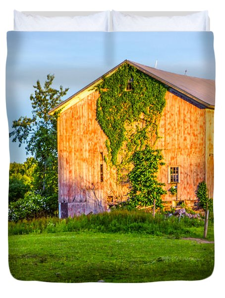 Ivy League Barn Duvet Cover