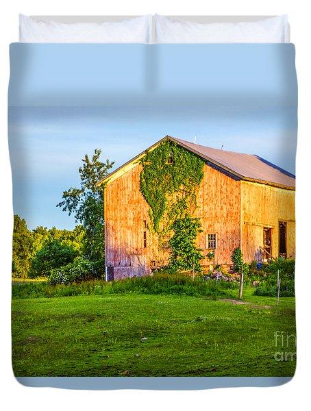 Ivy League Barn Duvet Cover