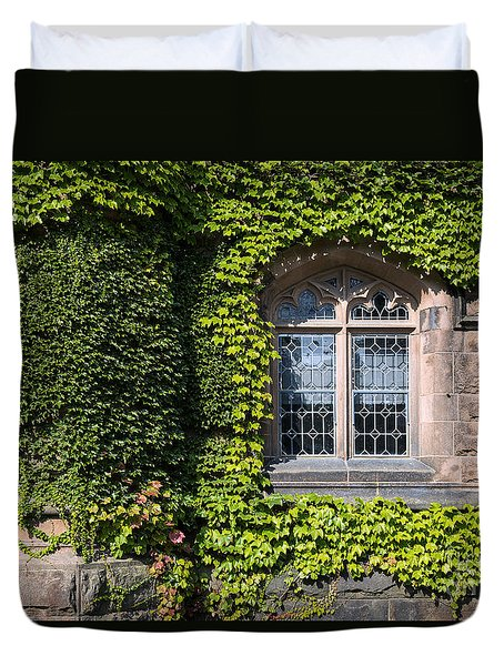 Ivy League Duvet Cover by John Greim