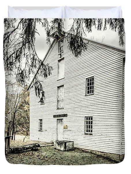 Jackson's Sawmill Duvet Cover