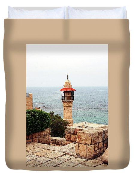 Jaffa Israel Duvet Cover