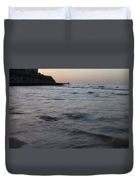 Jaffa Port Duvet Cover