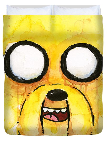 Jake Duvet Cover