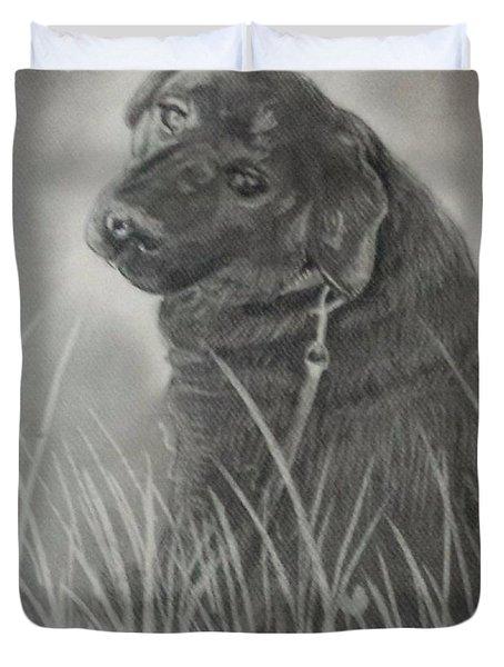 Jake The Dog Duvet Cover