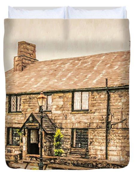 Jamaica Inn Cornwall Duvet Cover