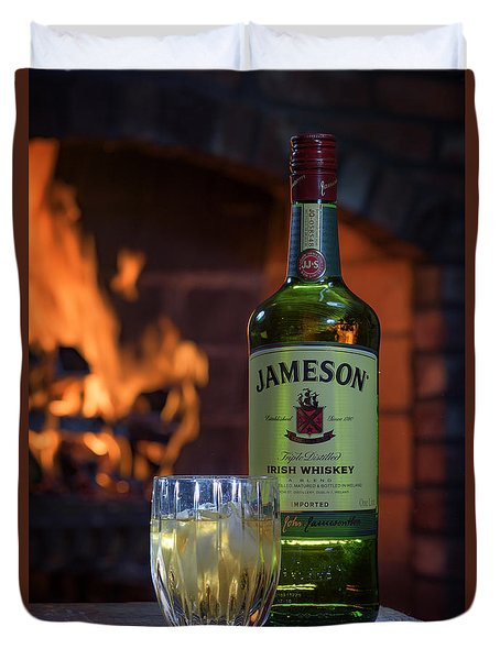 Jameson By The Fire Duvet Cover