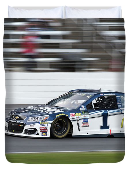 Jamie Mcmurray #1 Duvet Cover
