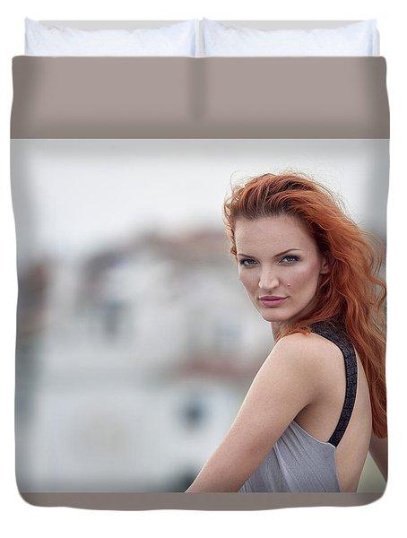 Jana Duvet Cover