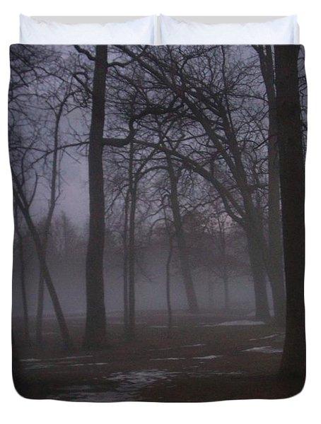 January Fog 2 Duvet Cover