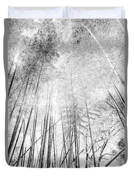 Japan Landscapes Duvet Cover by Hayato Matsumoto