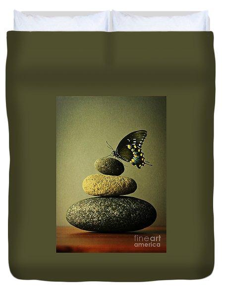 Japanese-inspired Duvet Cover