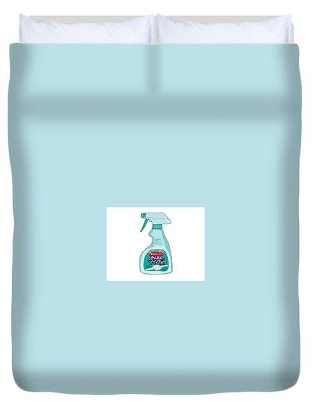 Japanese Kitchen Detergent Duvet Cover